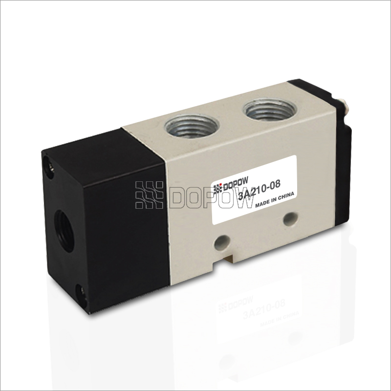 3A210-08-3-port-2-position-Air-Valve-Airtac-type-3A200-Series-Air-Operated-Valve