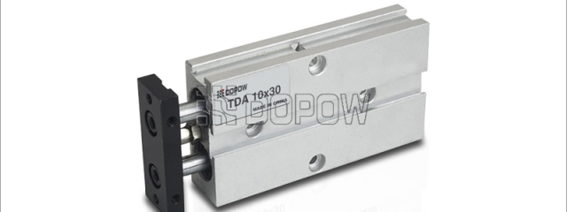 Pneumatic-TDA-Double-Rods-Cylinder